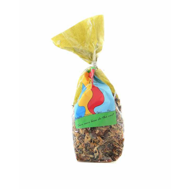 Thé du Médoc 40g : spécialité régionale à la noisette du Sud Ouest