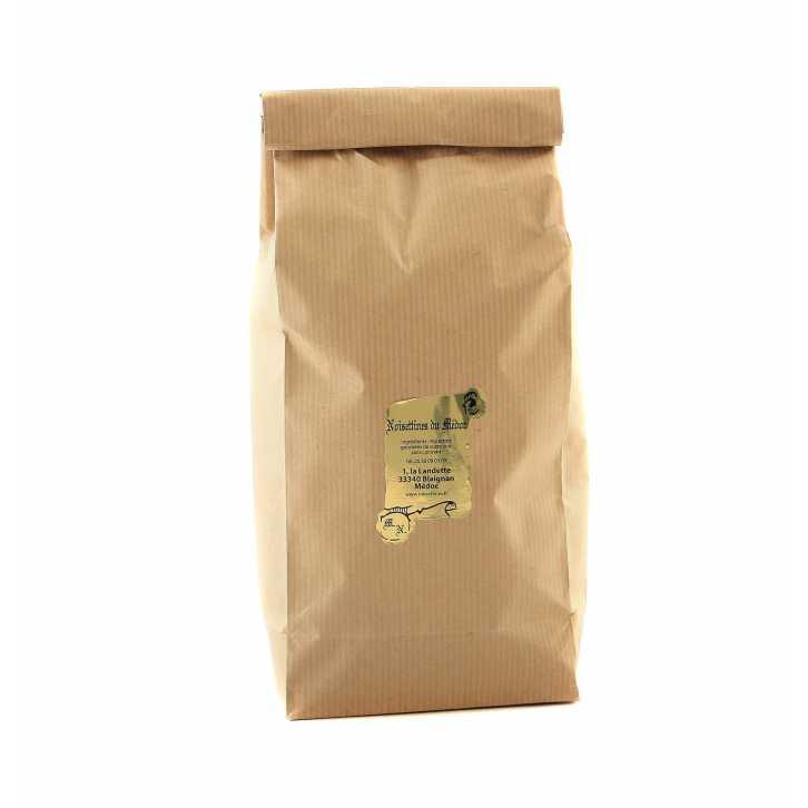 Noisettines 1kg : confiserie à la noisette du Médoc, spécialité régionale du Sud Ouest