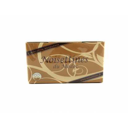 Noisettines du Médoc 200g : confiserie à la noisette du Médoc, produits du terroir du Sud Ouest