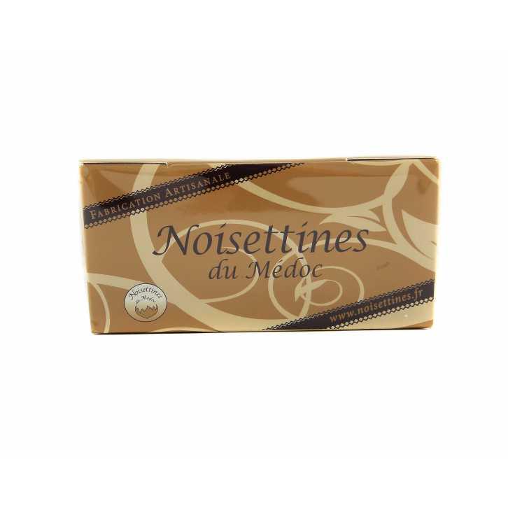 Noisettines du Médoc 300g : confiserie à la noisette du Médoc, produits du terroir du Sud Ouest