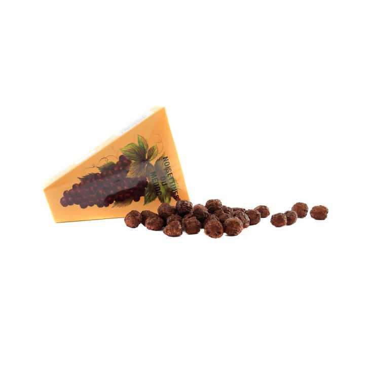 Noisettines 100g : confiserie artisanale à la noisette, spécialité régionale du Médoc