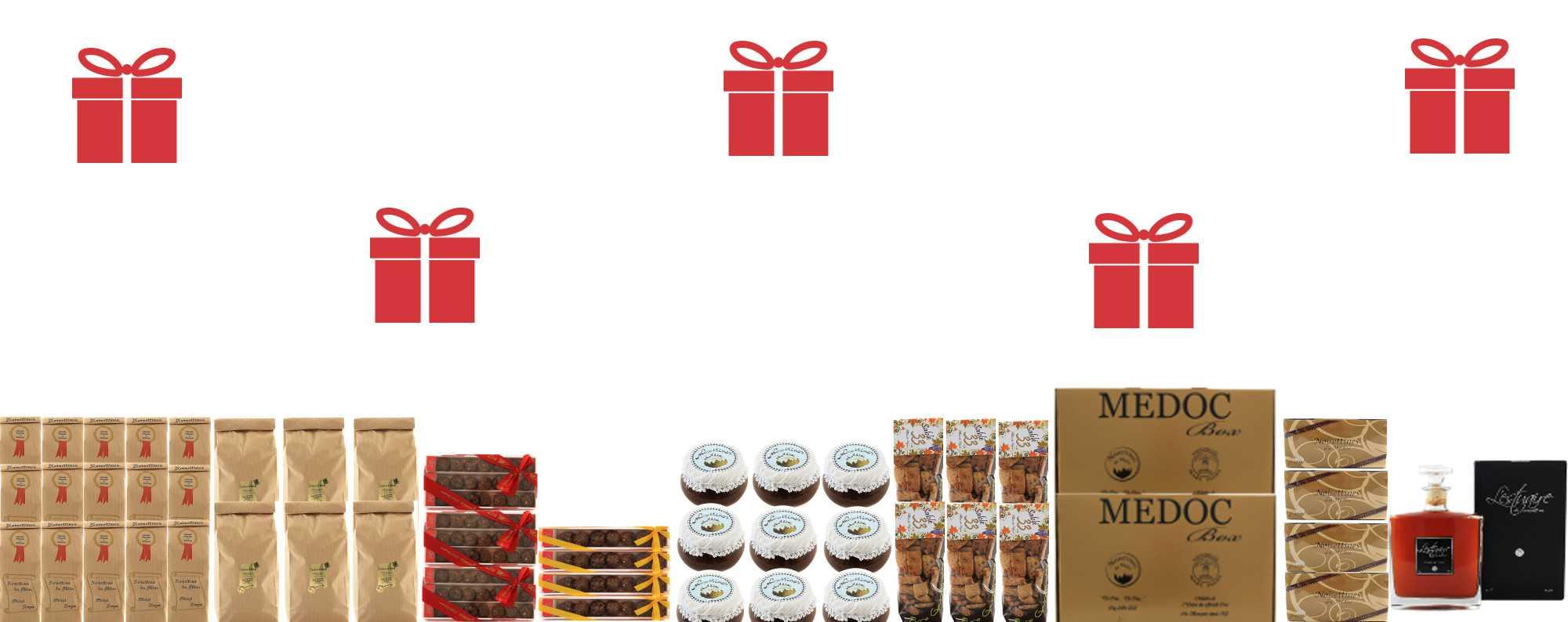 Cadeaux pour comité d'entreprise
