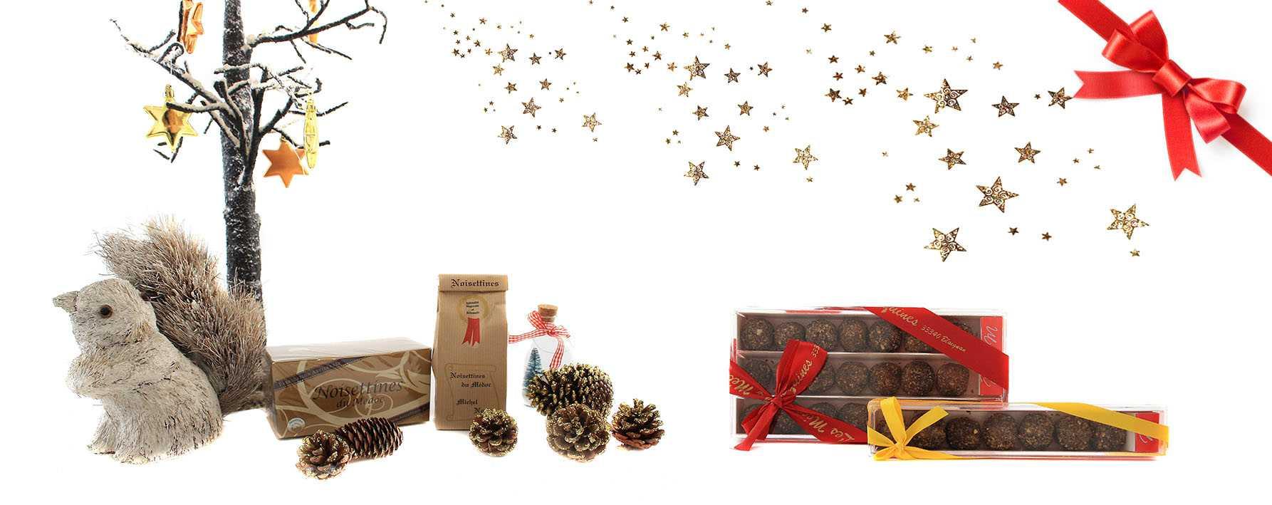 Confiserie artisanale pour Noël